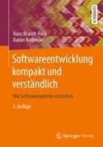 Der Prozess der Softwareentwicklung