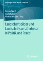 Landschaftsbilder und Landschaftsverständnisse in Politik und Praxis – eine Einleitung