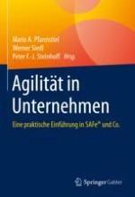 Einführung von Agilen Methoden im Unternehmen