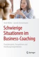 Schwierige Situationen im berufsbezogenen Einzel-Coaching aus Sicht der Coachs: Eine empirische Betrachtung
