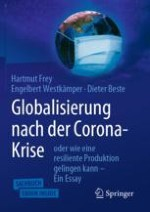 Wie das Coronavirus SARS-CoV-2 die Schwächen der Globalisierung offenlegt