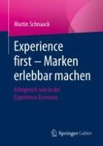 Willkommen in der Experience Economy