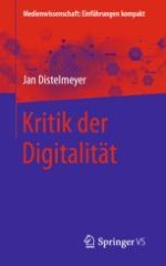 Digitalität und Kritik