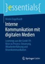 Digitale interne Medien: Prozesse und Führung