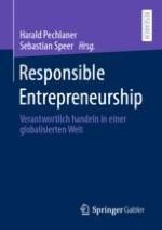 Responsible Entrepreneurship – Verantwortlich handeln in einer globalisierten Welt: eine Einführung