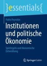Einführung in die Institutionenökonomie