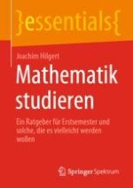 Mathematik studieren?