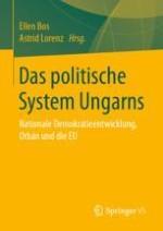 Das politische System Ungarns zwischen Parteienwettbewerb und strukturellen Zwängen: Innenpolitische Polarisierung trotz konstanter Verhaltensmuster und Konsens in den Grundlinien der Außen- und Wirtschaftspolitik