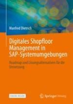 Shop-Floor-Management in SAP-Systemlandschaften