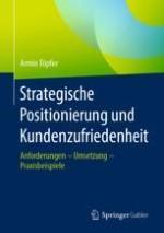 Kundenorientierung und Positionierung