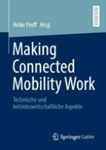 Making Connected Mobility Work: Technische und betriebswirtschaftliche Aspekte – Einordnung