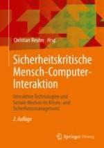 Einleitung in die sicherheitskritische Mensch-Computer-Interaktion