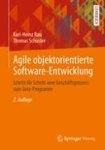 Grundlagen agiler Software-Entwicklung