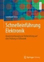 Werkstoffe in der Elektronik