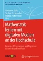 Mathematiklernen mit digitalen Medien – Ausgangslage, Konzeption und Durchführung des Projektes mamdim