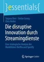 Disruptive Innovationen als Treiber wirtschaftlicher Entwicklungen