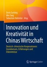 Creativity and Innovation: Chinese and German Conceptions and Approaches