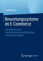Bewertungen als Verkaufsförderungsinstrument im E-Commerce