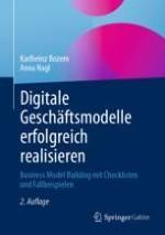 Leitfaden zur Entwicklung digitaler Geschäftsmodelle