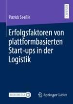 Zur Bedeutung einer Untersuchung plattformbasierter Start-ups in der Logistikdienstleisterbranche