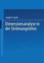 Einführung in die Dimensionsanalyse