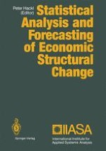 What Can Statistics Contribute to the Analysis of Economic Structural Change?