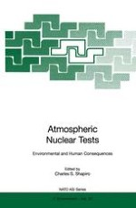 Scope—Radtest: Radioactivity from Nuclear Test Explosions: The Human and Environmental Consequences