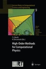 High Order Approximations for Compressible Fluid Dynamics on Unstructured and Cartesian Meshes