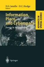 Information, Place, Cyberspace, and Accessibility