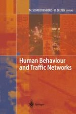 Experimental Investigation of Day-to-Day Route-Choice Behaviour and Network Simulations of Autobahn Traffic in North Rhine-Westphalia