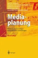 Mediaplanung als Bestandteil der Marktkommunikation