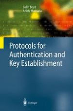 A Tutorial Introduction to Authentication and Key Establishment