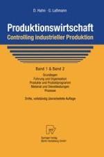 Begriff und Ziele der Produktionswirtschaft