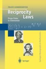 The Genesis of Quadratic Reciprocity