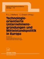 Internationaler Technologiewettlauf, Arbeitsmarktprobleme und Unternehmensgründungsdynamik bei verschärfter Standortkonkurrenz