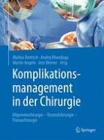 Rechtliche Konsequenzen chirurgischer Komplikationen
