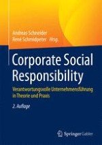 Unternehmerische Verantwortung – Hinführung und Überblick