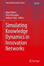 Simulating Knowledge Dynamics in Innovation Networks: An Introduction