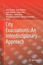 City Evacuations: Their Pedagogy and the Need for an Inter-disciplinary Approach