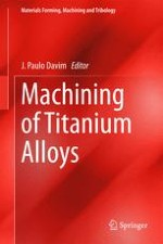 Machinability and Machining of Titanium Alloys: A Review