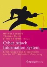 Einleitung zum Cyber Attack Information System