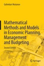 Mathematical Methods of Budget Modeling