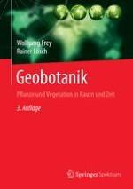 Gliederung und Aufgaben der Geobotanik