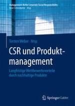 Das Spannungsfeld von CSR und Produktmanagement