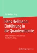 Lebenslauf von Hans Hellmann
