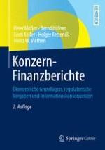 Konzern-Finanzberichte als Resultat der Rechnungslegung von Konzernen