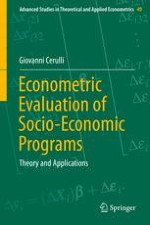 An Introduction to the Econometrics of Program Evaluation