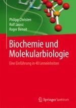 Biomoleküle und ihre Wechselwirkungen