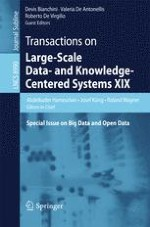 Structure Inference for Linked Data Sources Using Clustering