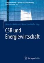 CSR und Energiewirtschaft aus baden-württembergischer Perspektive